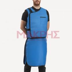 SET-05 Ακτινοπροστατευτικό σετ φούστα-μπλούζα